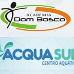 logo ACQUA SUL E ACADEMIA DOM BOSCO